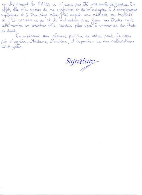 modele lettre motivation tutorat