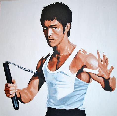 bruce lee martial arts biography bruce lee caricature dunway enterprises http www