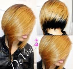 stylish colouredbob hairstyles for 16 stylish short haircuts for african american women