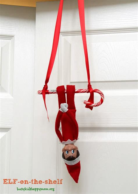 Elves On A Shelf Ideas by 25 Genius On The Shelf Ideas