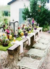 outdoor dekoration 44 stilvolle und inspirierende fr 252 hlingstischdeko ideen