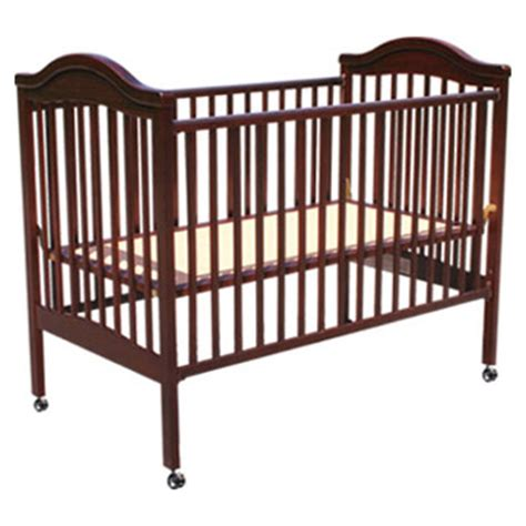 High Crib by High Lever Wooden Baby Bed Crib Freedomlist