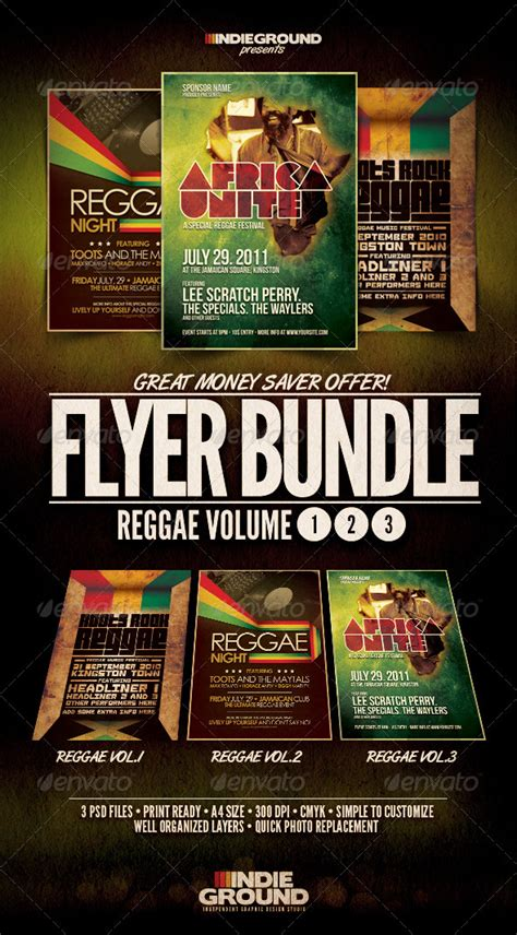 Free Jamaican Food Flyer Template 187 Dondrup Com Jamaican Flyer Templates