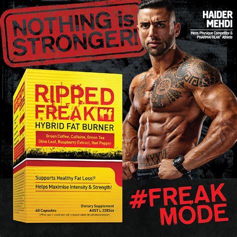 Whey Ripped Freak ripped freak burner mr supplement australia