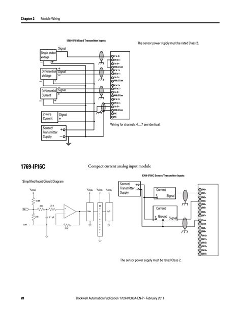 1769-if16c, Compact current analog input module | Rockwell