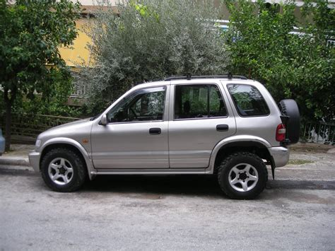 1999 Kia Sportage Mpg 1999 Kia Sportage Information And Photos Momentcar