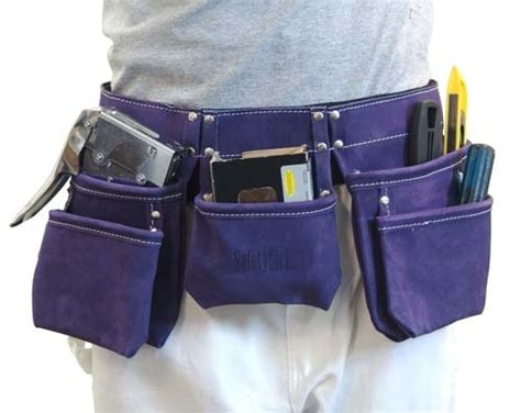 womens light purple tool belt purple tool belt from safety purple