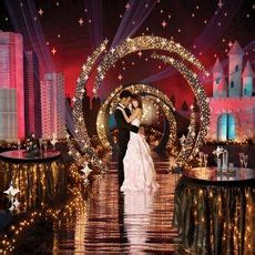 love the lighted arches ditto really cool especially at night i m sure for the home prom themes on pinterest prom themes under the stars