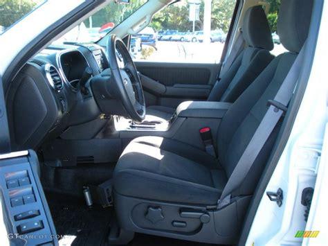 2009 Ford Explorer Interior by Charcoal Black Interior 2009 Ford Explorer Sport Trac Xlt Photo 39601849 Gtcarlot