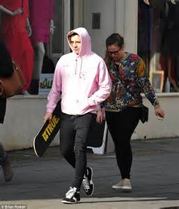 from boardroom to baby a roadmap for career transitioning to stay at home books beckham steps out in a bright pink hoodie as he