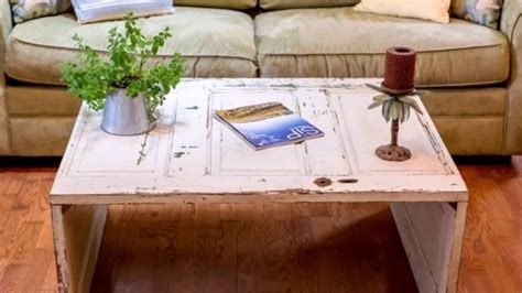Diy Door Coffee Table Diy Coffee Table From Door Antique Unique Interior Decor