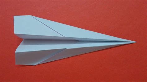 What Makes The Best Paper Airplane - 16 best paper airplane designs