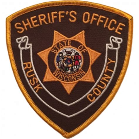 Rusk County Records Deputy Sheriff Dan Glaze Jr Rusk County Sheriff S Office Wisconsin
