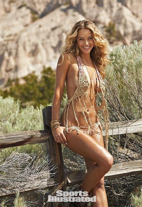 models for garnierfor2015 hannah ferguson for sports illustrated swimsuit 2015 05