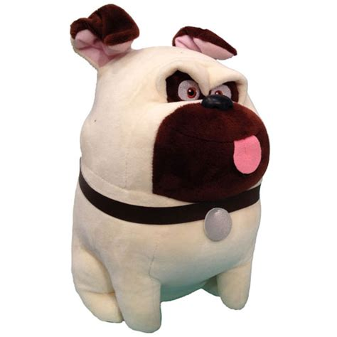 mels dogs ty beanie baby mel the pug secret of pets 6 inch bbtoystore toys