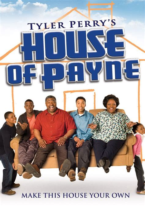 House Of Payne Season 6 Episode 1 by Perry S House Of Payne Tv Show 2007
