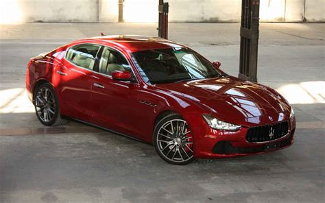 maserati canada 2018 maserati ghibli new concept engine and features