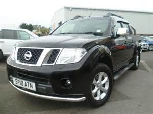 Used Cars For Sale Uk Nissan Navara Used Nissan Navara 2008 D Cab Tekna Dci 188 Up