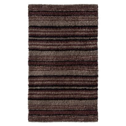 Black And Gray Bathroom Rugs by O Brien 174 Bath Rug Black Gray From Target