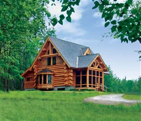 small log homes design contest 2 c by