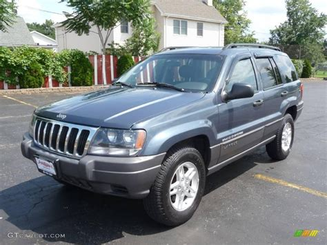 blue jeep grand cherokee 2002 steel blue pearlcoat jeep grand cherokee laredo 4x4