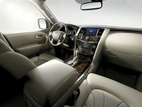 infiniti interior 2014 infiniti qx80 price photos reviews features