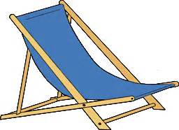 Chaise Longue Plage by Clipart Chaise Longue Plage Clipartfest Clipart Chaise