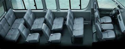 Toyota Hiace Seating Capacity Habib Gulzar Motors Limited Hiace Commuter Petrol