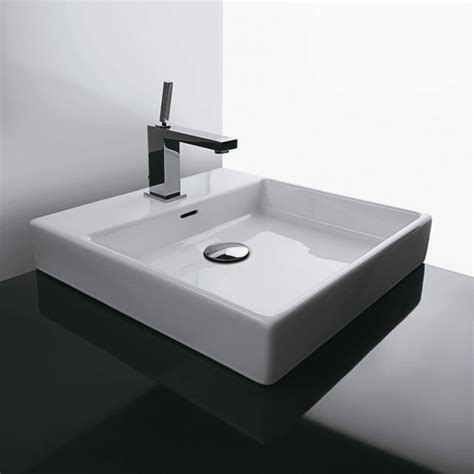 Ada Bathroom Sinks by Modern Ada Compliant Bathroom Sink Wayfair