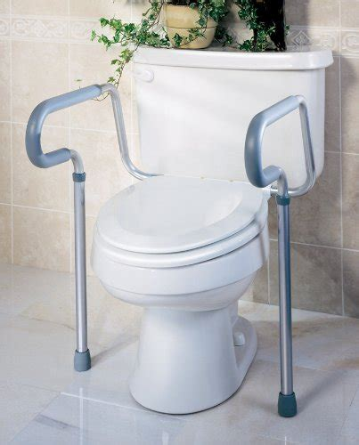 Toilet Handrails toilet safety frame rails adjustable ebay