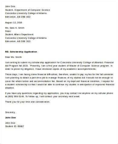 Request Letter For Scholarship Grant Sle sle application letter for scholarship grant pdf 28