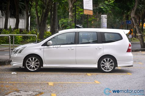 nissan grand livina review 2011 nissan grand livina tuned by impul wemotor com