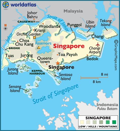 world map image singapore map of singapore republic of singapore maps mapsof net