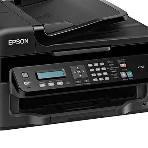 Epson L 555 impressora epson l555 multifuncional wireless no paraguai