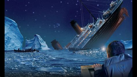 Titanic Sinking Theory by Titanic Theory Is Titanic About Time Travel