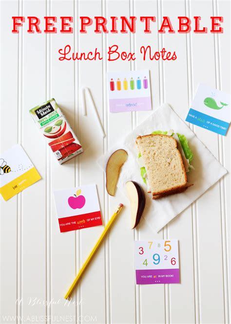 free printable school lunch box planner free printable school lunch box planner