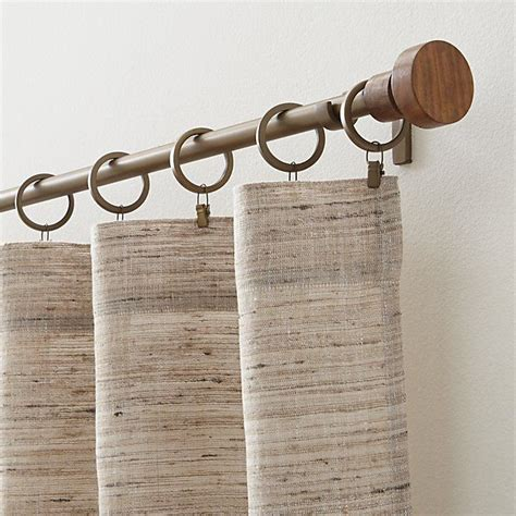 crate and barrel curtain rods crate and barrel curtain rods 28 images curtains