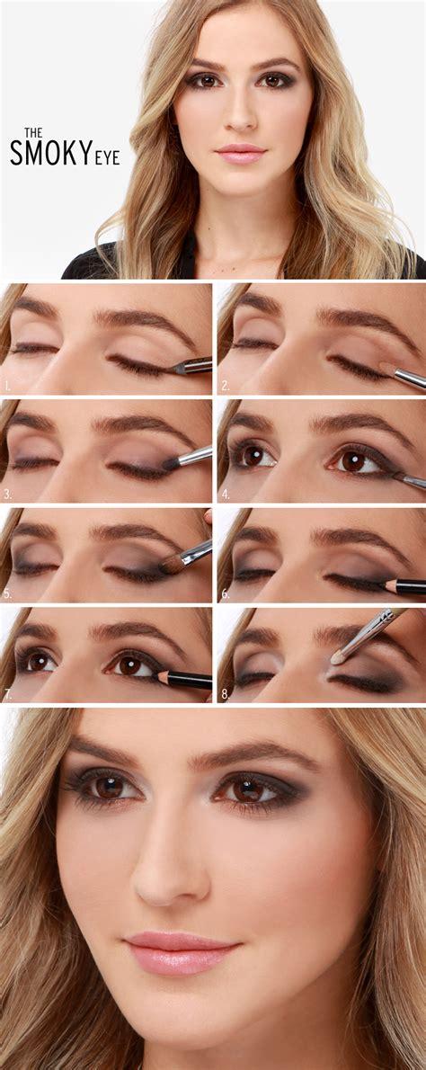 tutorial makeup lulu lulu s how to the smoky eye makeup tutorial lulus com
