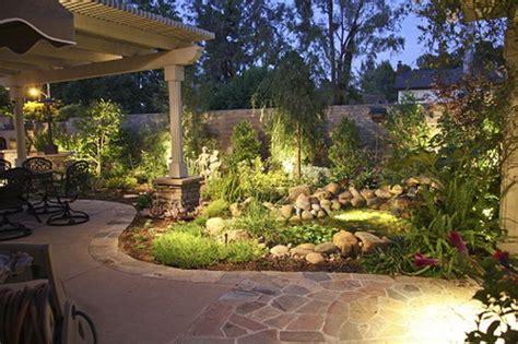 Landscape Lighting Layout Awesome Led Landscape Lighting To Give Your Yard Beautiful