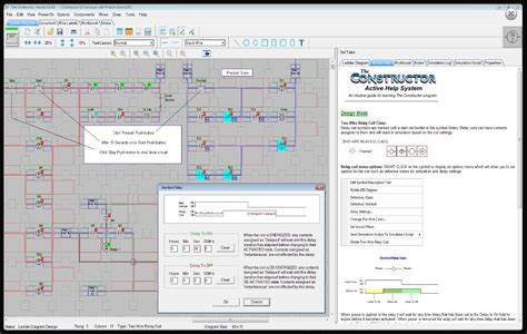 the constructor 13 electrical ladder diagram schematic