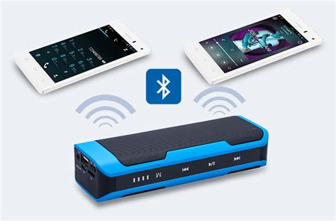 Power Bank Bluetooth portable bluetooth speaker w 4000mah power bank fm radio support ebay
