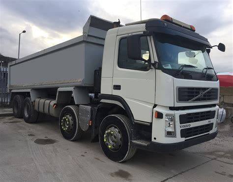 volvo fm13 for sale used volvo fm13 tipper trucks for