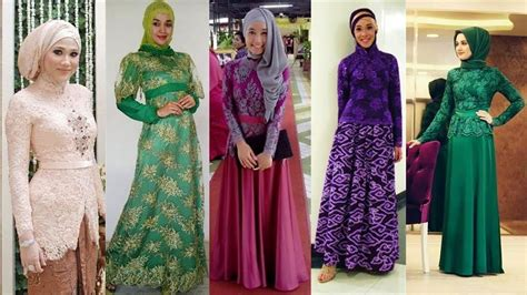 Model Baju Muslim Modern Terbaru model kebaya muslim pesta www pixshark images galleries with a bite