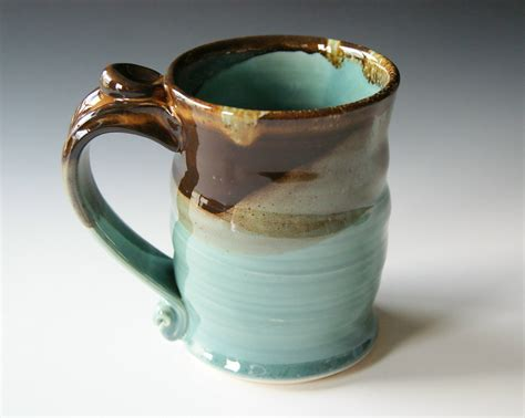 Handmade Clay Mugs - request a custom order and something made just for you