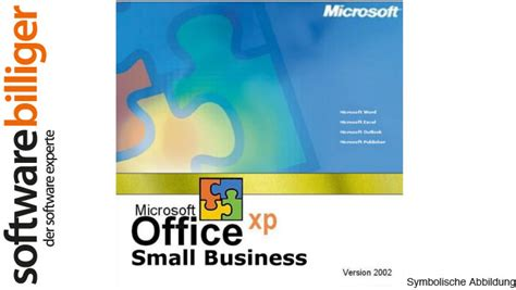 Microsoft Office Small Business by Microsoft Office Xp Small Business Edition Englisch Word