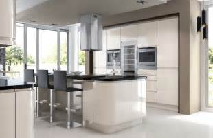 Modern Kitchen Designs Uk kitchens are now being designed with a really sleek look smooth lines
