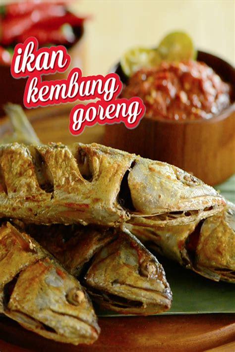 Minyak Ikan Untuk Memasak ikan kembung goreng ajinomoto malaysia