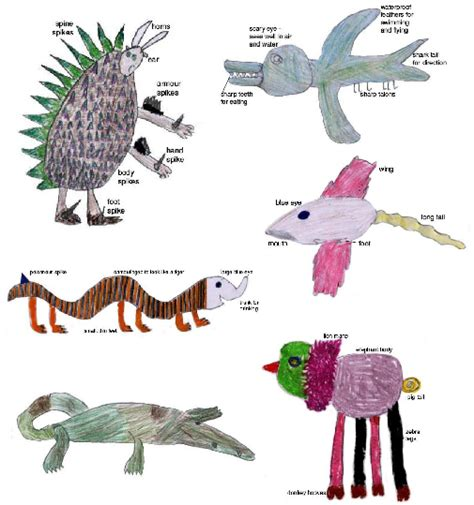 new year animals future earth learning idea animals fifty million years into the