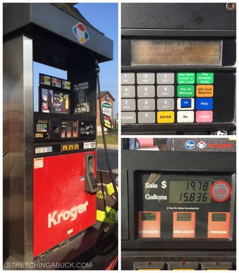 Kroger Gift Cards 4x Fuel Points - earn 4x fuel points on gift card purchases at kroger for a limited time stretching