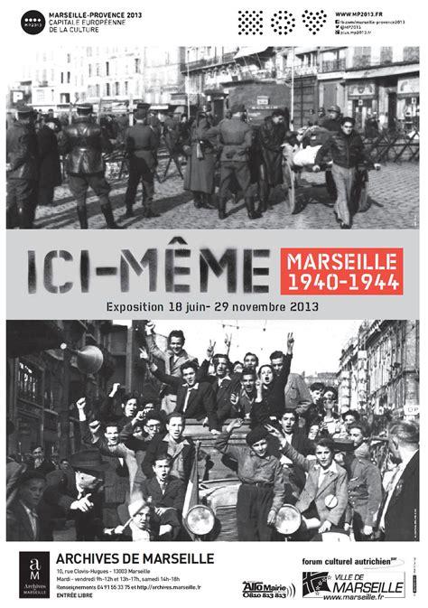 Ici Meme - aix marseille archives municipales de marseille